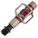 Crankbrothers Eggbeater 3 Pedal silber/rot